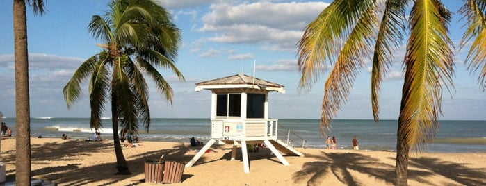 Fort Lauderdale Beach is one of The 50 Most Popular Beaches in the U.S..