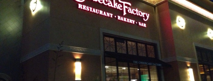 The Cheesecake Factory is one of Dublin.