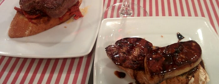 Txirimiri is one of Mis Restaurantes favoritos de Madrid.