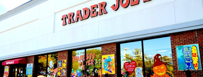 Trader Joe's is one of Summer in Georgia.