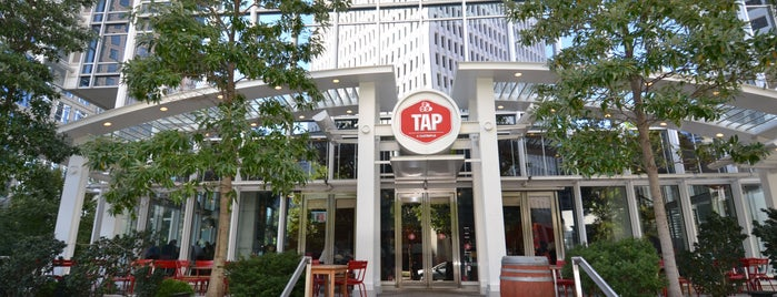 Tap: A Gastropub is one of Summer in Georgia.