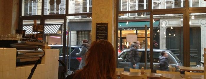 Coutume Café is one of Best Coffee Shops Paris.