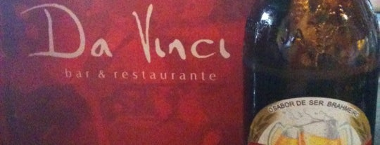Da Vinci Bar e Restaurante is one of Best places in Campinas, Brasil.