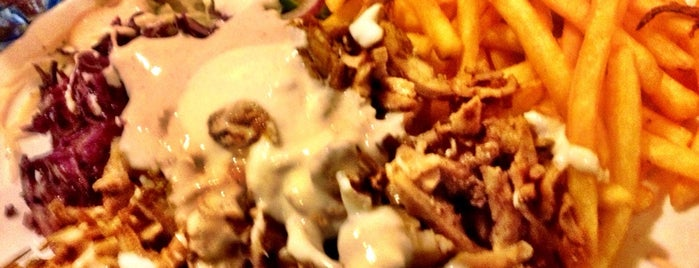Ramzes kebab is one of Wroclaw-erasmus.
