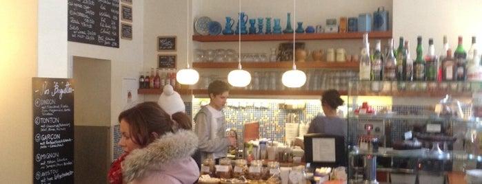 Café Fleury is one of Berlin für Foodies.