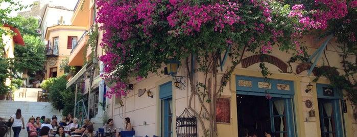 Μελίνα Café is one of Live in Athens.