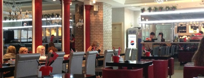 ProSushi is one of Moscow Check-in and Newbie Special.