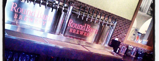Round Barn Public House is one of Michigan Breweries.