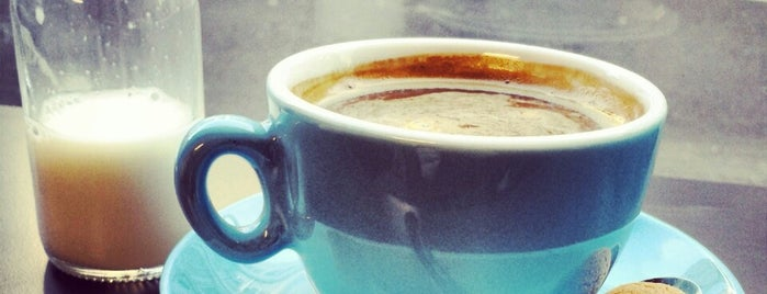 Laboratorio Espresso is one of Top Coffee Joints.