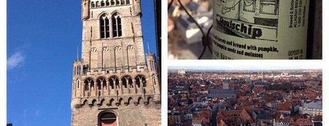 Belfort is one of Belgium / World Heritage Sites.
