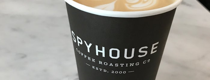 Spyhouse West is one of World Coffee Places.