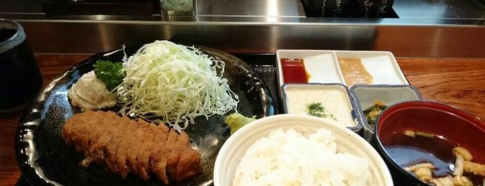 Gyukatsu Motomura is one of The 15 Best Places for Katsu in Tokyo.