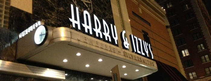 Harry & Izzy's is one of The 15 Best Places with Good Service in Indianapolis.