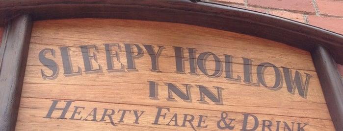 Sleepy Hollow is one of Walt Disney World.