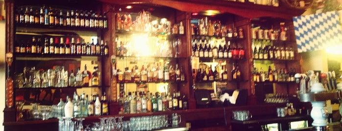 The Glockenspiel is one of Restaurants.