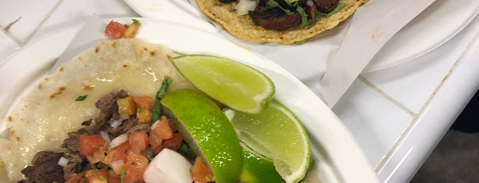 Los Tacos No. 1 is one of The New Yorkers: Ladies Who Lunch.
