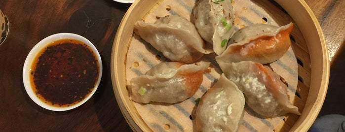 Drunken Dumpling is one of Manhattan Food.