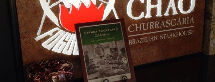 Fogo de Chão is one of Food.