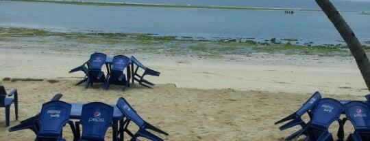 Coco Beach is one of Ian-Simeon's Guide To Dar es Salaam.