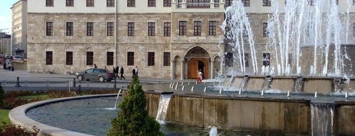 Cumhuriyet Meydanı is one of boggle.