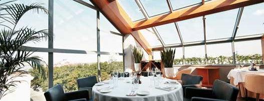 Luce is one of Рестораны с нереальным видом.