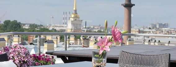 Bellevue Brasserie is one of Explore St.Petersburg.