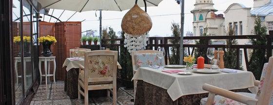 Langust is one of Рестораны с нереальным видом.
