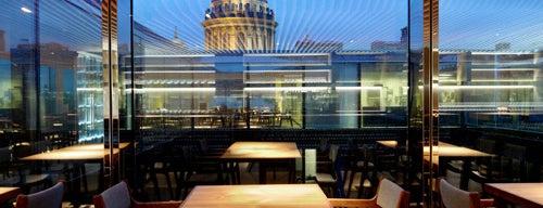 Мансарда is one of Рестораны с нереальным видом.