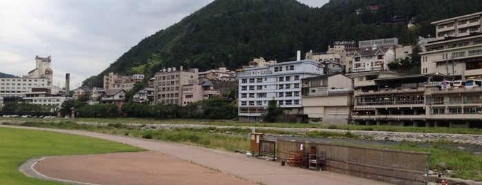 Gero Onsen is one of 旅.