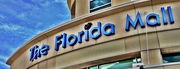 The Florida Mall is one of Atlanta Miami.