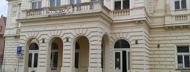 Restaurace Střelnice is one of můj seznam míst.