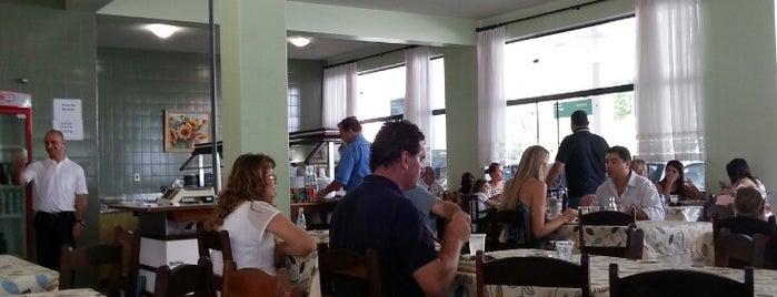 Restaurante Alpino is one of Comida boa!.