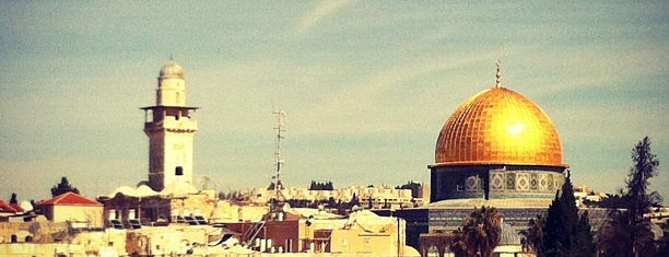 Jerusalem is one of Capital Cities of the World.
