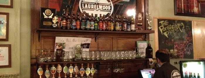Laurelwood Public House & Brewery is one of My Saved Places.