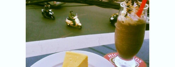 Highlands Coffee is one of Khu Tây Balo.