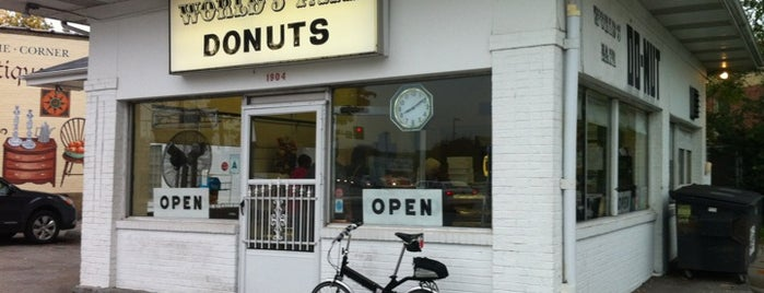 World's Fair Donuts is one of The 15 Best Inexpensive Places in St Louis.
