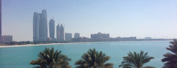 Abu Dhabi is one of Go Here.