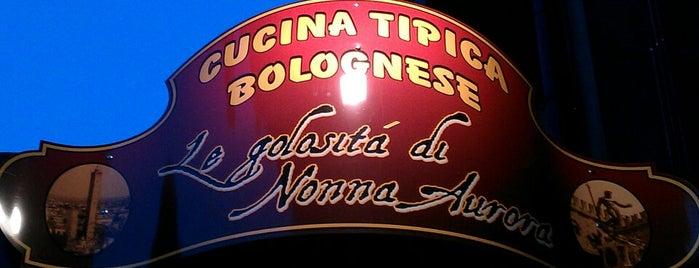 Le Golosità di Nonna Aurora is one of Bologna.