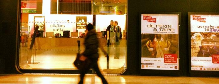 Forum des Images is one of Paris.