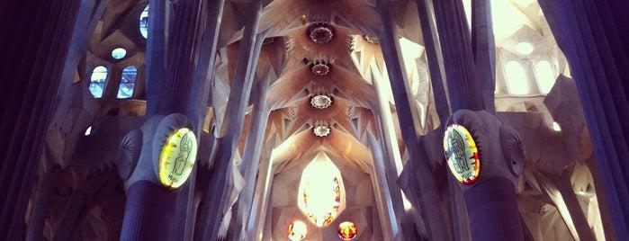 Templo Expiatorio de la Sagrada Familia is one of Barcelona : Museums & Art Galleries.