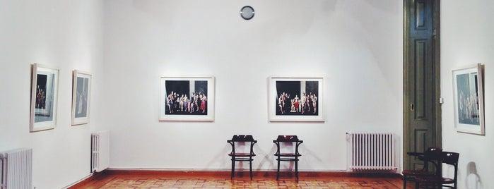 La Casa Elizalde is one of Barcelona : Museums & Art Galleries.