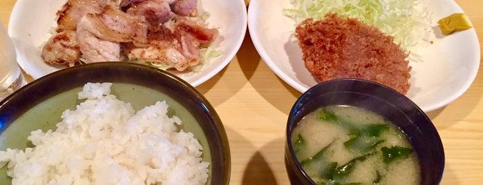 きっちん 浜家 is one of 錦糸町.
