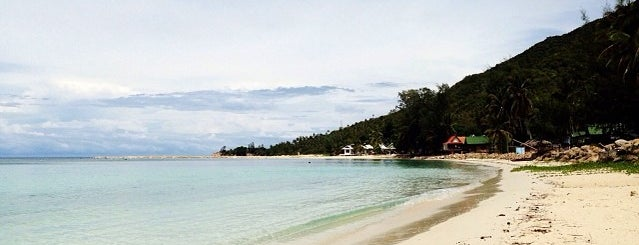 Chaloklum Beach is one of Ko Phangan.