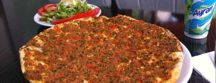 Gaziantep Lahmacun&Pide Döner Salonu is one of myFavorite.