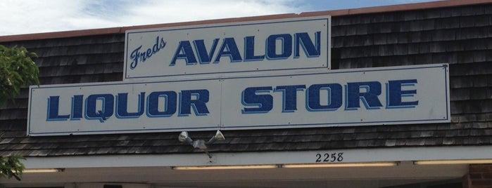 Avalon Liquor Store is one of Emilio Cigars Retailers.