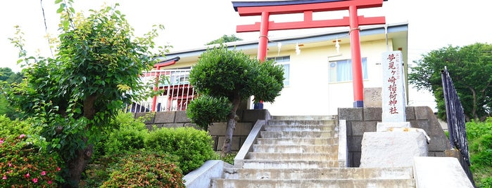 夢見ヶ崎稲荷神社 is one of Temples & Shrines Near Shin-Kawasaki.