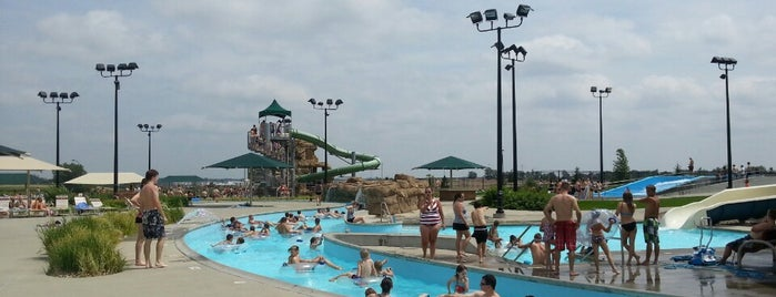 Cascade Falls Aquatic Center is one of Favorite Arts & Entertainment.