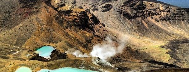 Tongariro Alpine Crossing is one of NZ to go.