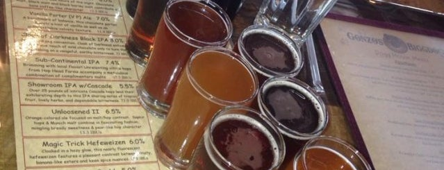 Gonzo's BiggDogg Brewing is one of Chicagoland Breweries.