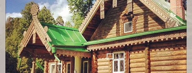 Музей-заповедник «Абрамцево» is one of Москва и загородные поездки.